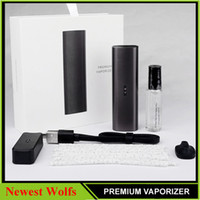 flydream - PREMIUM VAPORIZER may newest dry herb vaporizer pen herbal starter kit metal with huge wapor dry vaporizer kill snoop dogg flydream