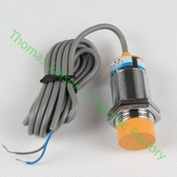 Wholesale capacitive proximity sensor LJC30A3 H J DZ diameter mm detective distance MM AC110 V sensor switch