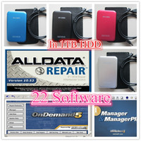 audi shop - 22 in alldata auto repair software alldata Mitchell ondemand Vivid work shop manager plus ect in GB HDD