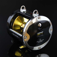 Wholesale High Quality Big game trolling sea fishing reel saltwater LB Power Gear ratio BB boat fishing jigging reel