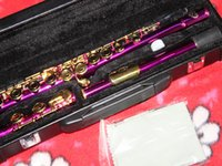 advanced flute - Advanced hole Flute Blue Flute With hard case Blue Green pink of color choices China Factory