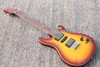 Wholesale NANA P electric guitar tobacco sunburst guitar P guitar