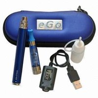 Wholesale Low Price E Cigs - Lowest price eGo-c Twist kit e cigs 1300mah 1100mah 900mah 650mah ecigarette adjustable battery3.2V to4.8V with CE4 Atomizer