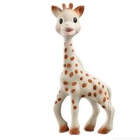 animal products - Shoppingabc Vulli Products Sophie The Giraffe Teething Ring Gift Boxed Natural rubber