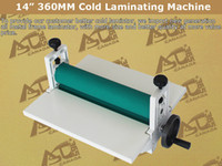 cold laminator - EW All Metal Frame quot mm Manual Laminating Machine Photo Vinyl Protect Rubber Cold Laminator