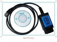 alfa romeo chrysler - 2015 lowest price Professional Fiat Scanner fiat diagnostic fiat scan tool for Fiat Alfa Romeo Lancia USB