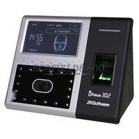 Wholesale Iface102 Face Facial Recognition Attendance Access Control Machine For Face Recognition Fingerprint Face Punch Machine