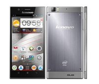 Cheap Original Lenovo K900 Smartphone Intel Powered 2.0GHz 5.5 Inch IPS Screen RAM 2GB ROM 16GB Android 4.2 Smart0 2GB 16GB WIFI GPS Gorilla Galss