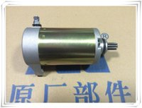 Wholesale New high quality motorcycle starting motor GN GZ250 LT250 TU250 GN GZ starter motor teeth