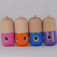 Wholesale games factory customes sales cheap price wood kendama pill toy ball Easter gifts eggs Kendamas