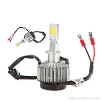 Wholesale US Stock W K H1 H7 H3 HB3 HB4 H8 H9 H11 Auto Car LED Headlight Lamp