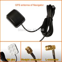 automotive antenna cable - gps antenna sma connector cables for car Navigator SMA Male Straight Connector L Connector m m Length