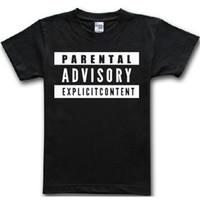 band tee shirts - music rock band parental advisory explicitcontent t shirt cotton casual t shirt short sleeve summer man top tee plus size