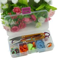 basic knitting tools - Basic Knitting Supplies With Case Knit Kit Tools Accessories