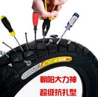 Wholesale 160163 Authentic sunrise electric tricycle tires and tire within outer fetal A set