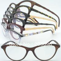 Cheap wholesales A58406 PC computer radiation Unisex Eye protection fashionable cat eye shape single vision lens glasses free shipping