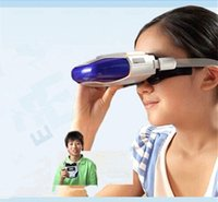 amblyopia treatment - Vision training to restore instrument Eye Massager treatment of myopia amblyopia eye eye instrument eye protection device aligner