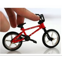 adult bmx bicycles - Hot Creative BMX Finger Bikes Brinquedos Toys Mini Finger Bicycle New Year Gifts for Children Adult