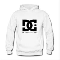 active dc - Men and women winter DC Sweater Hoodie skateboard jacket classic hip hop BBOY pulley team clothes Sweatshirts