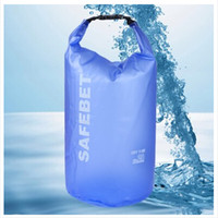 Blue kayak - 20M Deep PVC With Blue Waterproof Bags Buggy Dry Storage Design For Canoe Kayak Rafting Camping Beach Swimming L L L L Bag