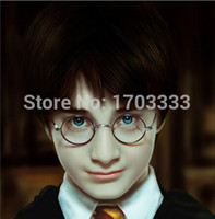 Wholesale DHL Colors Harry Potter Round Frame New Vintage Mirror Plain Women Men Computer Glass Eyeglasses