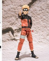 bandai japan toys - hot sell Bandai SHF japan anime Uzumaki Naruto marvel action figures figure toy model doll for boys Christmas gifts