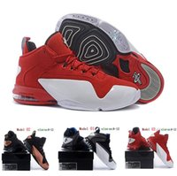 Wholesale 2016 New high quality Penny Hardaway VI Basketball Shoes sneaker man sport shoes