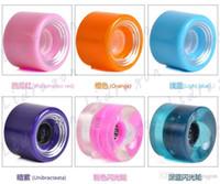Wholesale UGIN Losenka Series Pro Cruiser Skateboard Wheel Flash Luminous Scooter Parts mm x mm Color