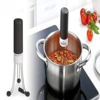 automatic food - Automatic Hands Free Kitchen Robo Food Sauce Auto Stirrer Blender Cooking Kitchen Tool Home Appliances