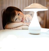 anion lamp - Lovely LED USB Rechargeable Lamp LED Eye Care Table Lamp amp Anion Air Purifier with Adjustable Touch Sensor Night Light
