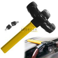 Wholesale UNIVERSAL ANTI THEFT CAR VAN SECURITY ROTARY STEERING WHEEL LOCK FITS ALL