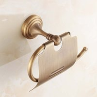 Wholesale toilet paper roll paper holder antique roll paper holder tissue box toilet paper wall mounted stand holders PH002