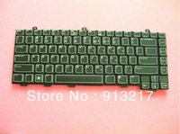 Wholesale MT749 MT749 CN MT749 NSK AKT01 M15X replacement backlight keyboard us version tested DHL EMS