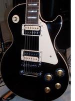 Nouveau plus haut standard de qualité PRO TRADITIONNELLE 2010, expédition Guitare électrique EBONY gratuit