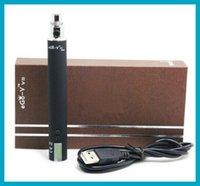 Cheap ego vv v3 1300mah beterry electronic cigarette ego v v3 variable voltage battery ego VV upgrade ego-v v3 resistance dhl