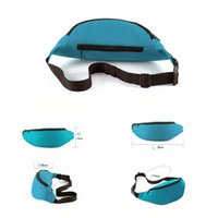 Wholesale 2pcs Multifunctional Running Waist Pack Hip Money Belt Fanny Pack Bum Bag For Men And Women Universal Outdoor Sports