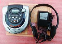 Wholesale Red crown Deals love and music portable Walkman CD player prenatal player esteem bass sound good
