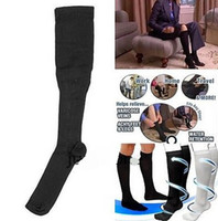 Wholesale Miracle Socks Compression Stockings Soothe Tired Achy Legs Feet Anti Fatigue stockings Unisex leg slimming sports stockings DDA2887