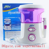 Wholesale Home Pack Dental Water Flosser ml Oral Care Teeth Cleaning Oral Irrigator with Water Tank and Tips