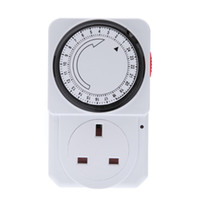Wholesale Wall Timer Switch Energy Save Program Timer Power Switch Hour Mechanical Electrical Home security system control Power Switch