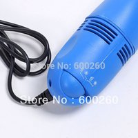 Cheap Free Shipping Pocket Brush Kreyboard USB Dust Collector Vaccum Cleaner Computer Clean Tools