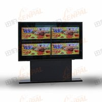 Full Color outdoor lcd advertising player - 1500nits in to in HD Wifi Wireless Network LCD Advertising Player