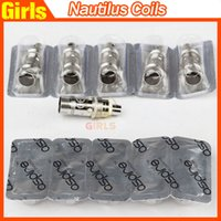 Cheap 100% Original Aspire Nautilus coils Replacement Bottom Vertical Coil 1.8ohm Nautilus Mini Coil fit Aspire Nautilus
