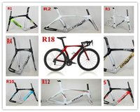 Road Bikes bikes - 21 colors Road bike k cipollini RB1000 road bike full carbon fiber frameset with BB30 BB68 converter is available