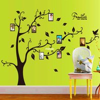 bedroom trunk - bedroom decoration AY9063A black section of tree trunk right photo tree wall stickers bedroom living room sofa background decoration wallpap