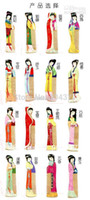 handmade craft - Personalized Wood Combs Handmade Painted Chinese Antique Beauty Crafts mix style Free