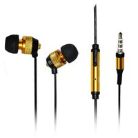 bass heavy metal - Sony D9 Headphone With Mic Earphone For Cellphone For MP3 Heavy Bass Metal Earphone up