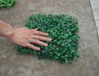 Wholesale Hot turf Artificial plastic boxwood grass mat cm cm