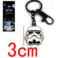 alloy mobile phone accessories - 2015 New Star Wars Figures Toy Star Wars Key Chain Alloy Star Wars Necklace Mobile Phone Chain Star Wars Accessories Kids Toys YCK172
