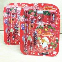 office stationery set - Santa stationery Christmas gifts Kids Snow princess stationery set Office School Supplies Snow princess Pencils